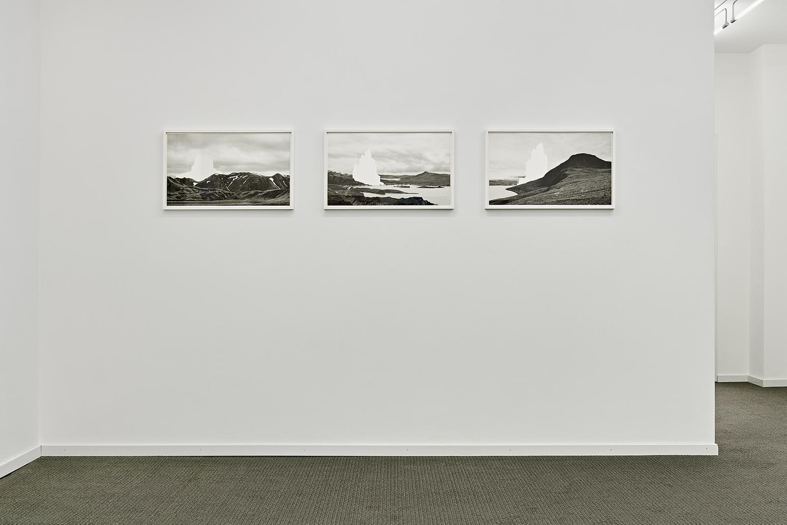 Ausstellungsansicht Monica Ursina Jäger
