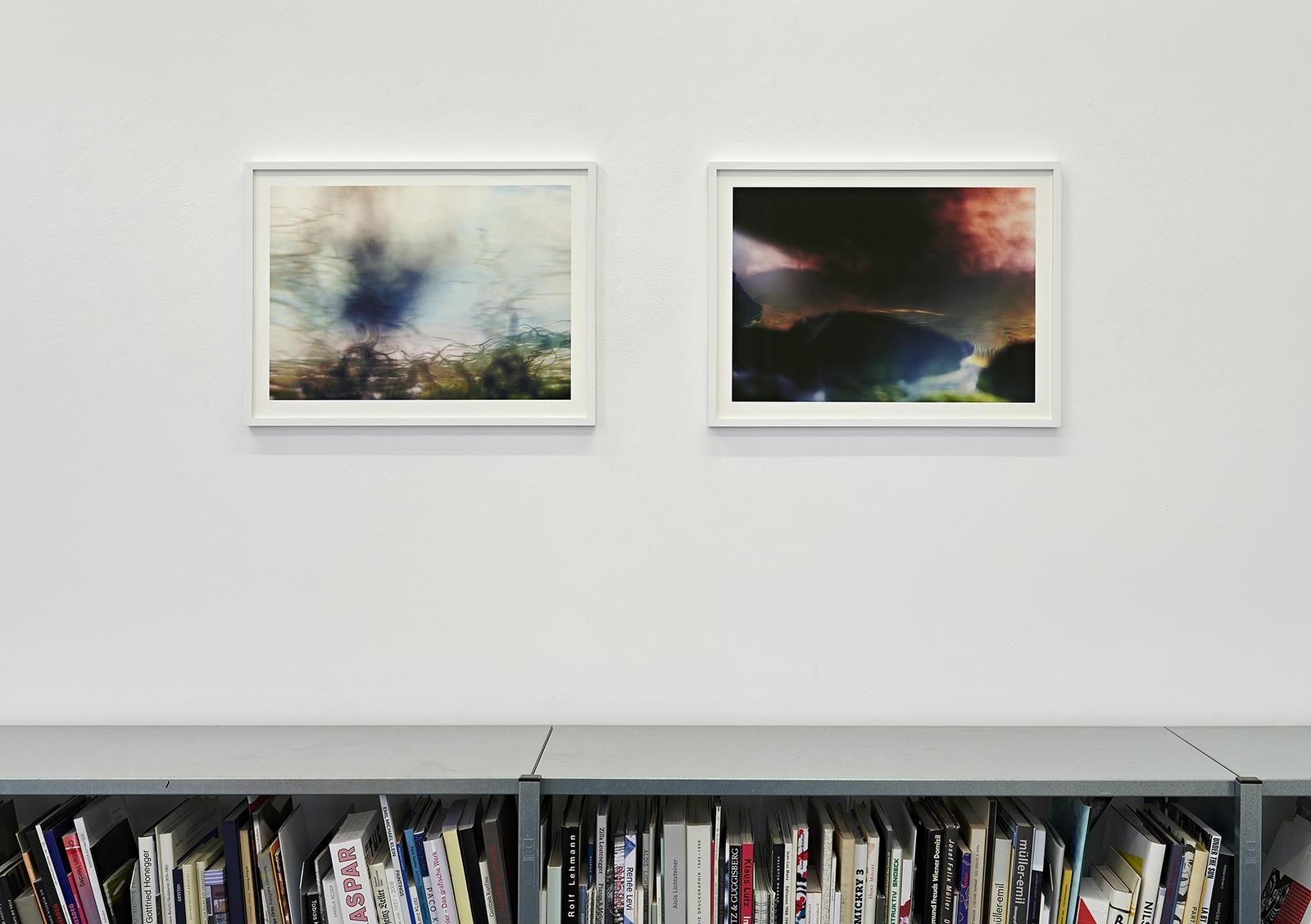 Ausstellungsansicht Katrin Freisager.