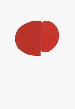 Ferdinand Arnold, Ohne Titel 4, 2014. Linolschnitt