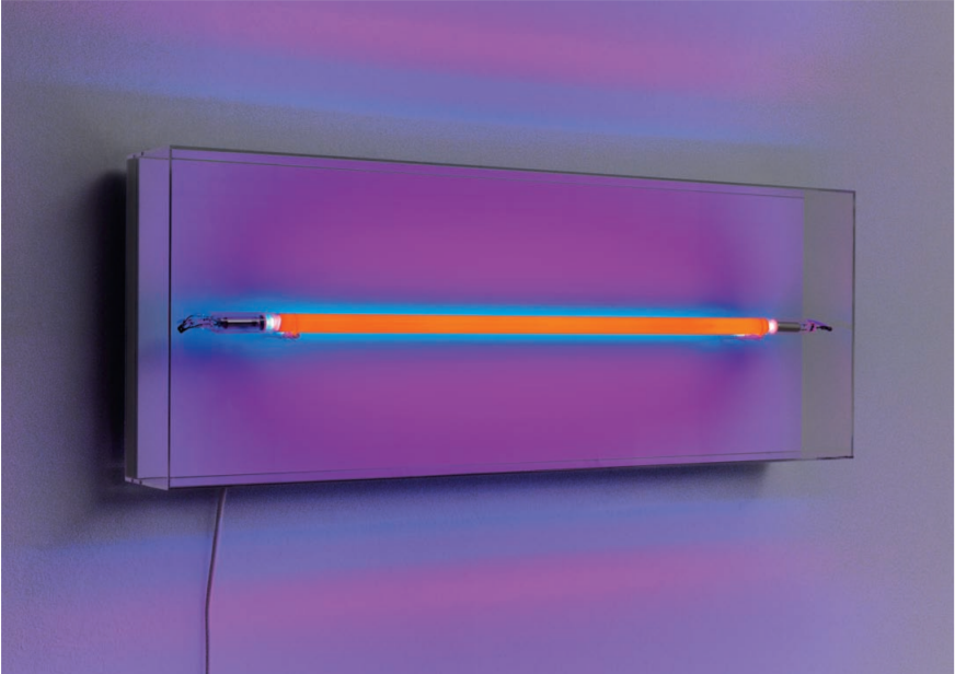 Lichtobjekt, Christian Herdeg