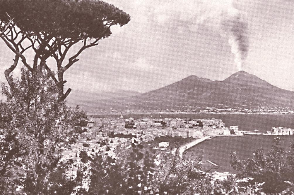 Vesuvio, 2018