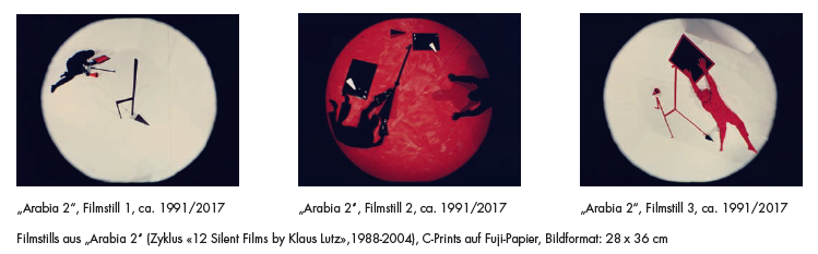 Klaus Lutz Edition November 2017