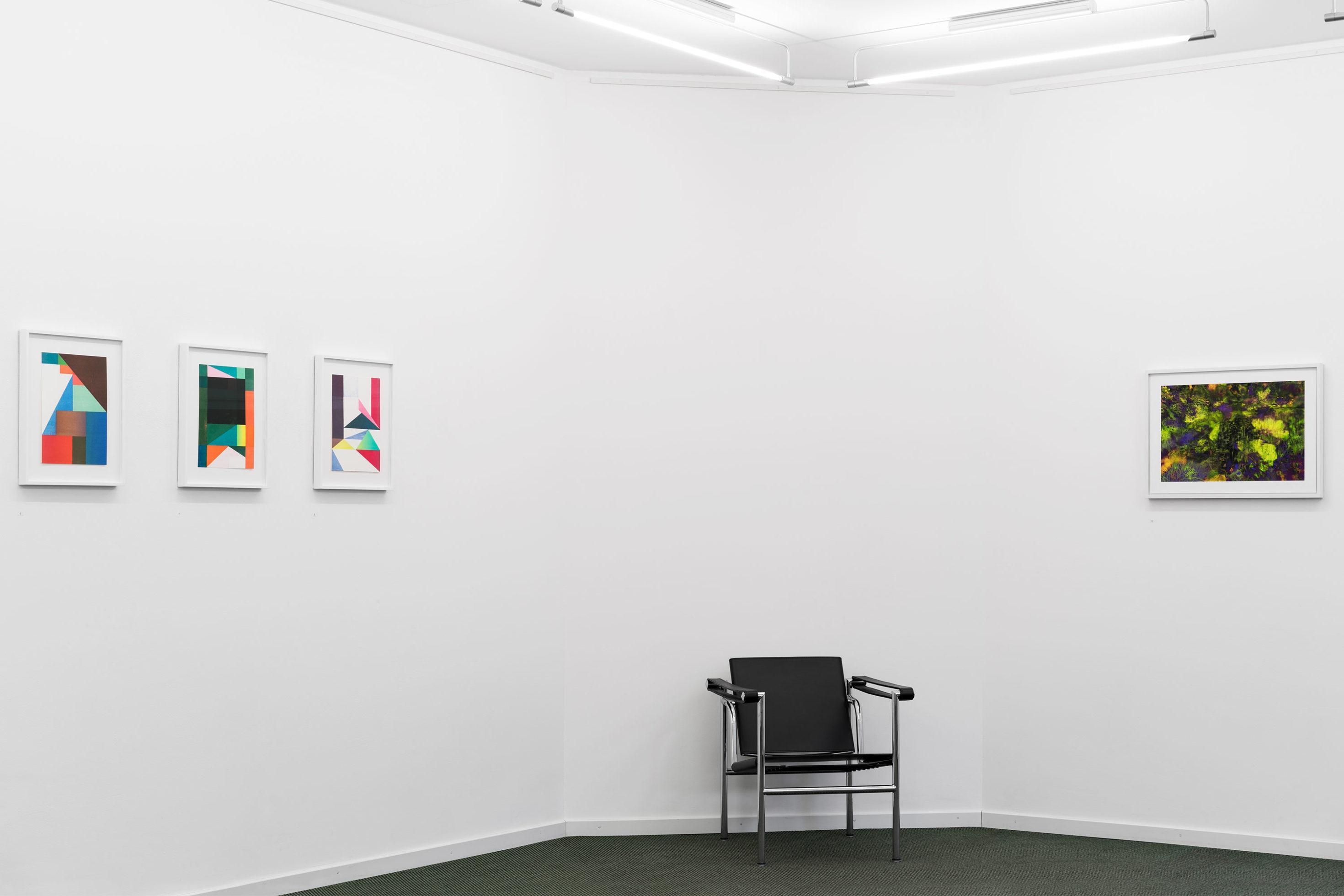 Galerie Räume der Edition VFO
